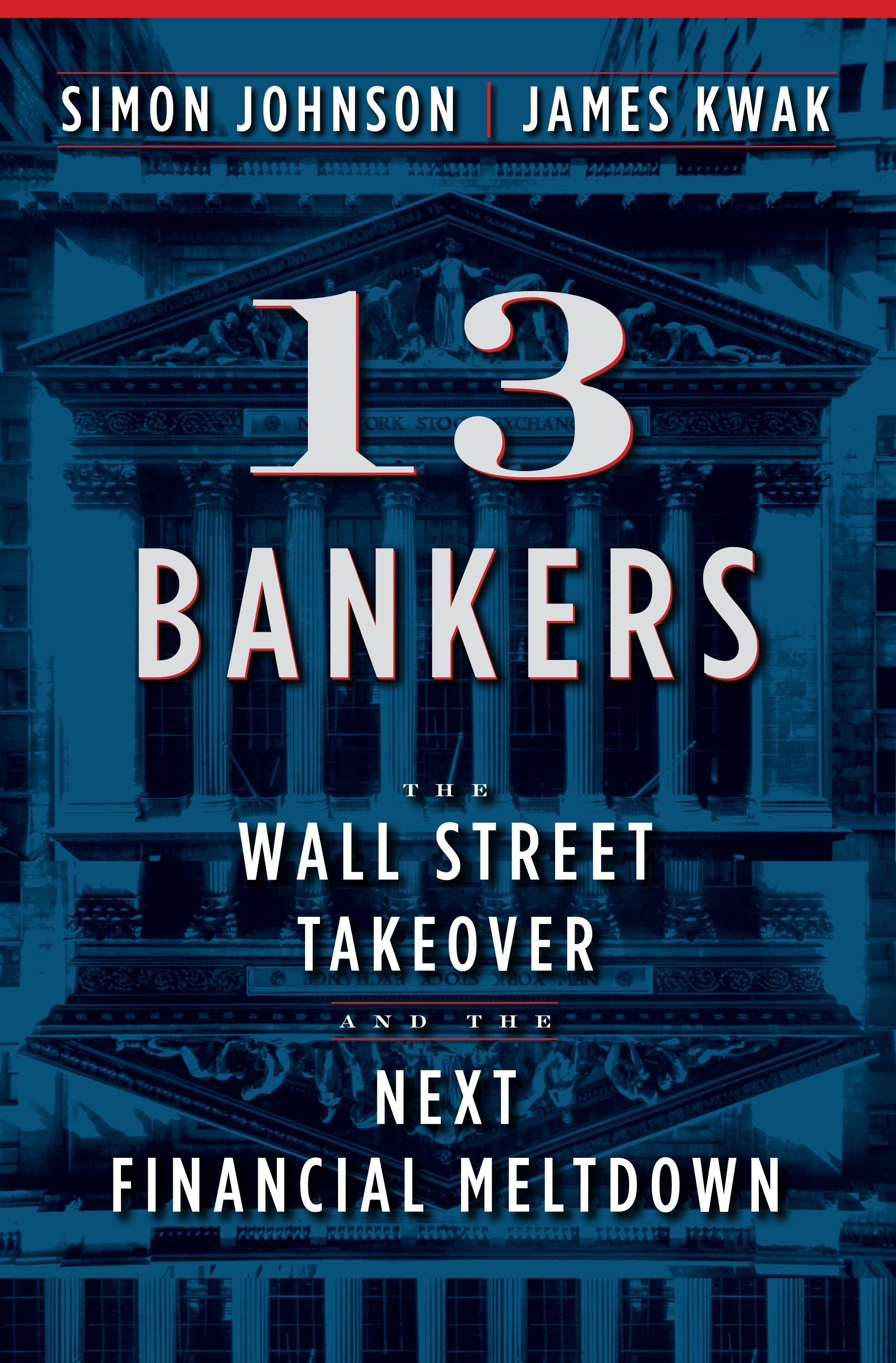 Thirteen Bankers | Books I've read in 2012 | Financial institutions