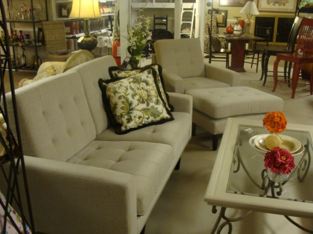 Rebeccas Fabrications Consignment Furniture and Collections