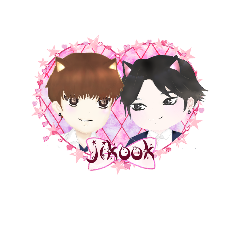 i made this JIKOOK fanart i really hope you'll like it thnk you for your support…