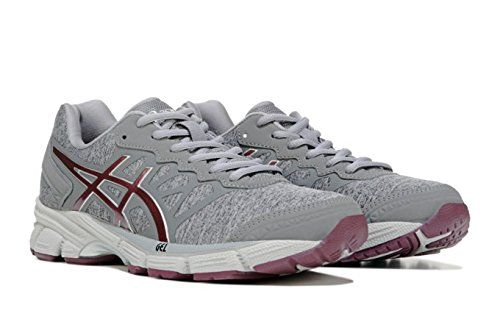 authentic quality enjoy complimentary shipping exceptional range of styles and colors Asics Women's Gel-Enhance Ultra 4, Running, Grey/Burgundy, M ...