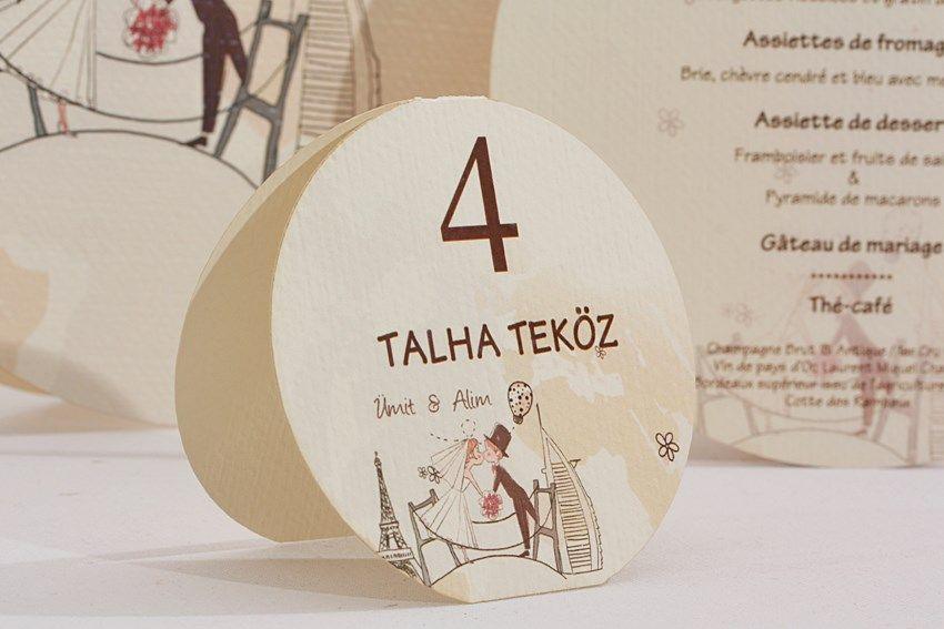 concept wedding invitations