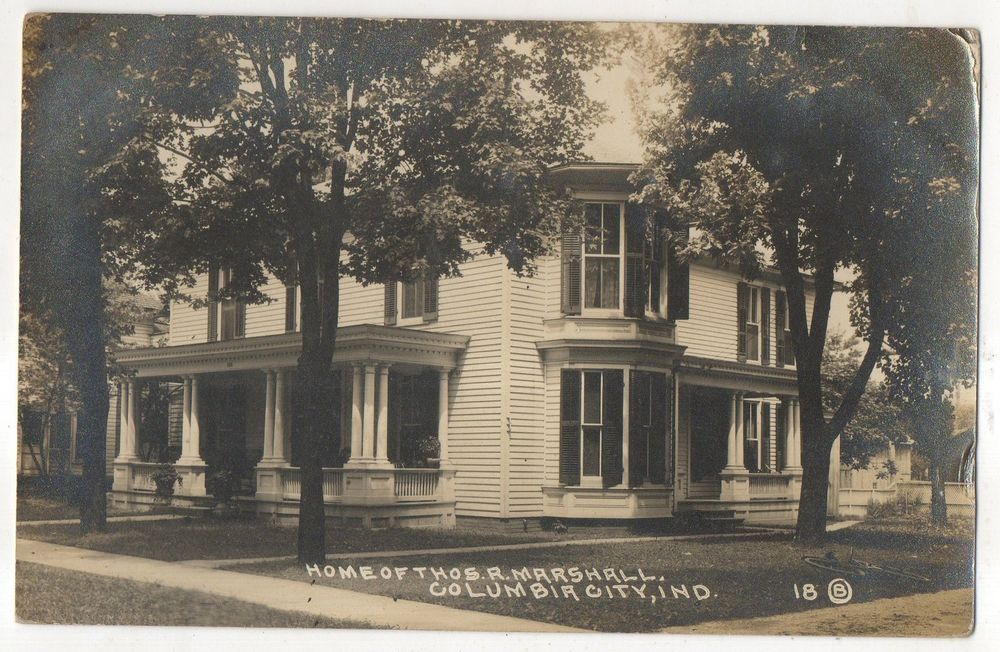 RPPC Vice President Marshall's Home COLUMBIA CITY IN