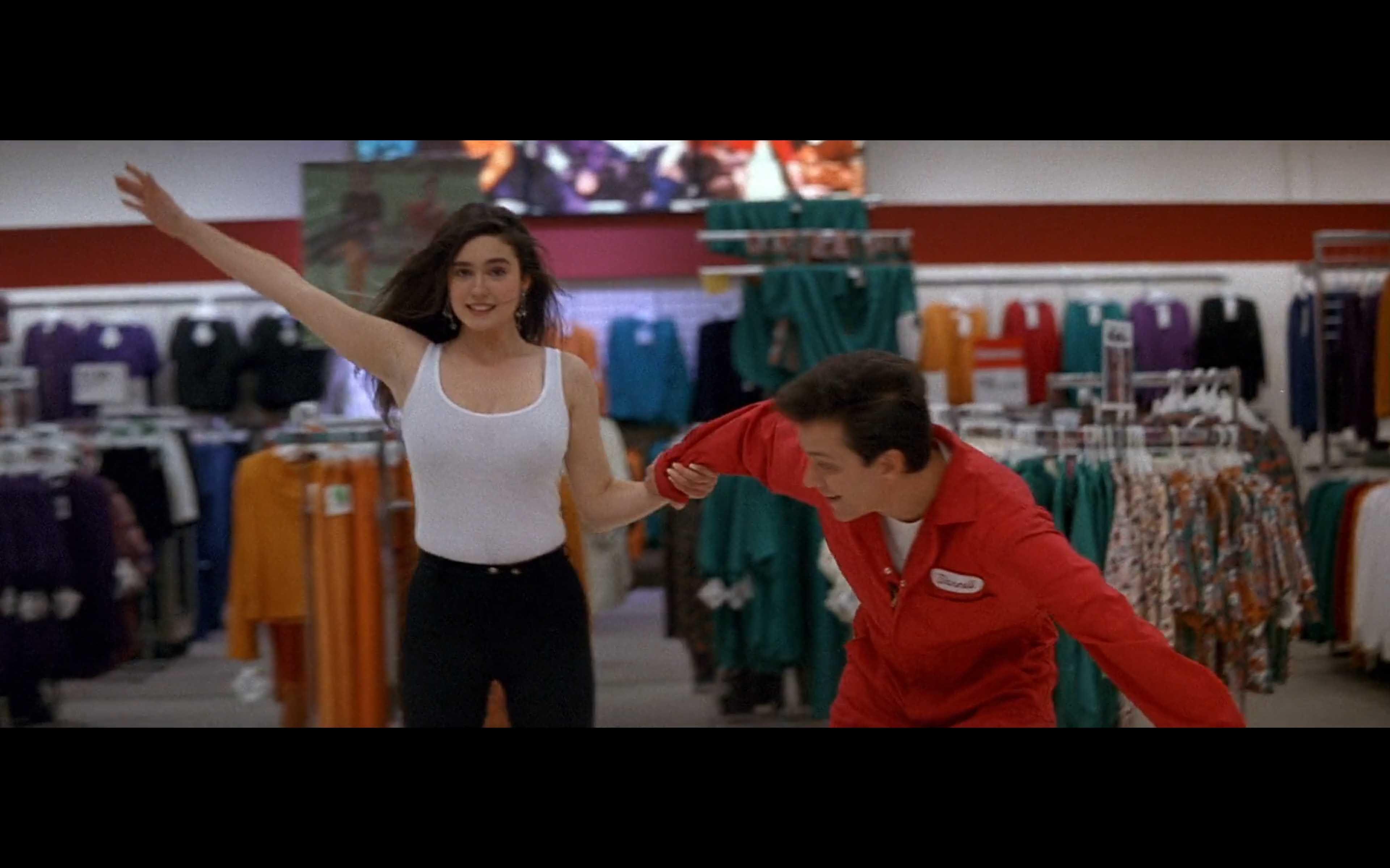 Career Opportunities 1991 Career Opportunities Movie Jennifer Connelly Film Inspiration