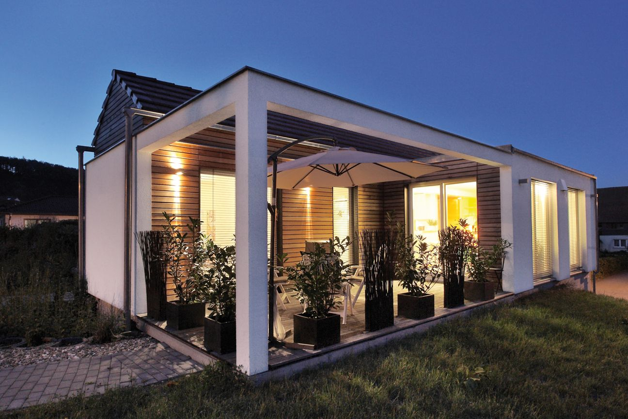 Fertighaus holz preise  Fertighaus Preis unter 250.000 EUR - wieviel Haus bekomme ich ...