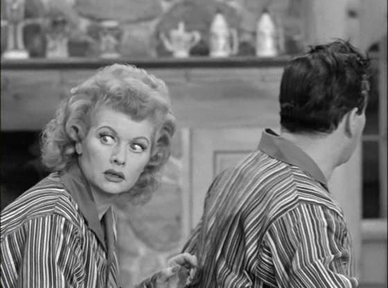1st Night In New House In The Country I Love Lucy Dolls I Love Lucy I Love Lucy Show