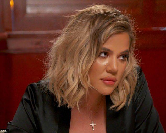Momager mocking: Khloe Kardashian mocked her momager Kris Jenner for hiring a personal scr...