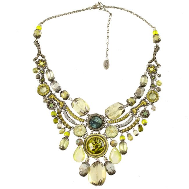 Ayala Bar Necklace from the Aphrodite Collection Wow!