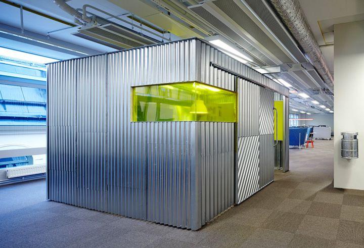 Vasakronan headquarters by BSK Arkitekter Sweden 12 Vasakronan headquarters by BSK Arkitekter, Sweden