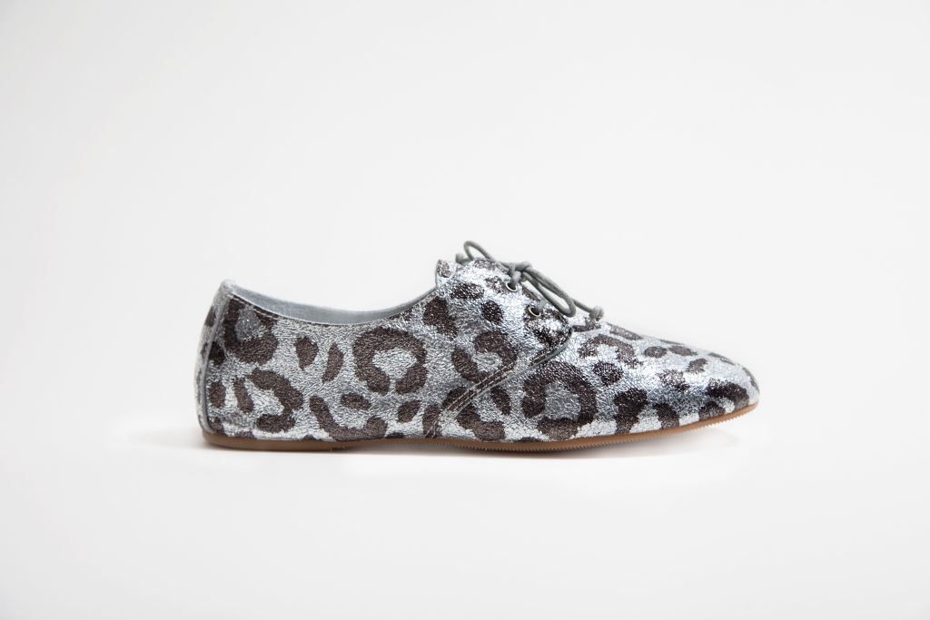 Womens Sparkler Hobe in Silver Print #hobes #silver #womensshoes