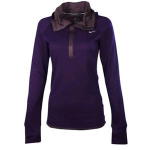Nike Dri Fit Wool Women's Running Hoodie Was 746790 Was $110 Large
