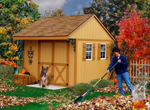 Northwood 10 X 10 Shed Kit Without Floor At Menards Shed Roof Design Wood Shed Kits Build A Shed Kit