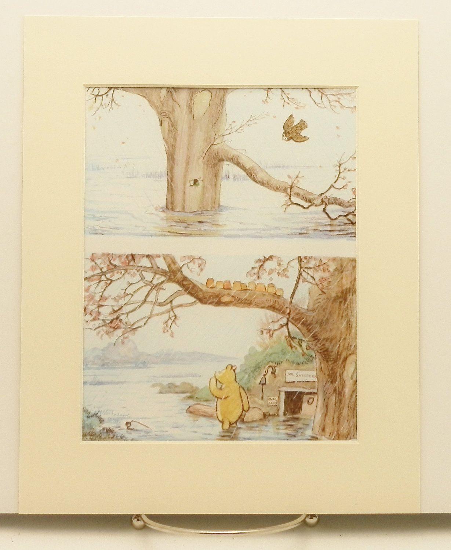 Classic winnie the pooh decor - Google Search | Nursery | Pinterest ...
