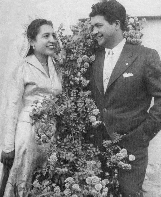 Turgut Özal ve Semra Yeyinmen Evliliği 1954