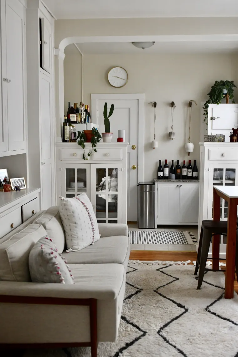A dreamy small San Francisco apartment + a question to you