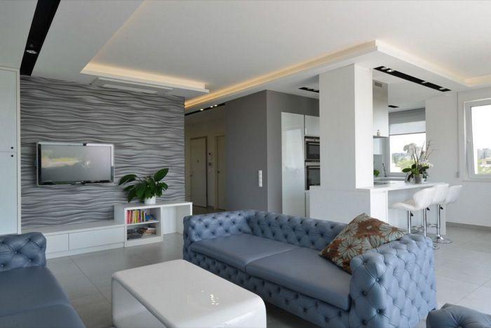 Apartamento en el distrito 11 de budapest interior de for Diseno de un apartamento moderno