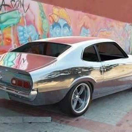 Ford Maverick Custom Ideas 42 With Images Ford Maverick Cool