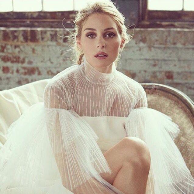 Olivia Palermo Dress by Valentino