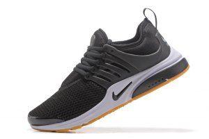buy popular fc800 6cf35 Nike Air Presto Cortez Black White Gum Yellow 878068 005 Mens Womens  Running Shoes