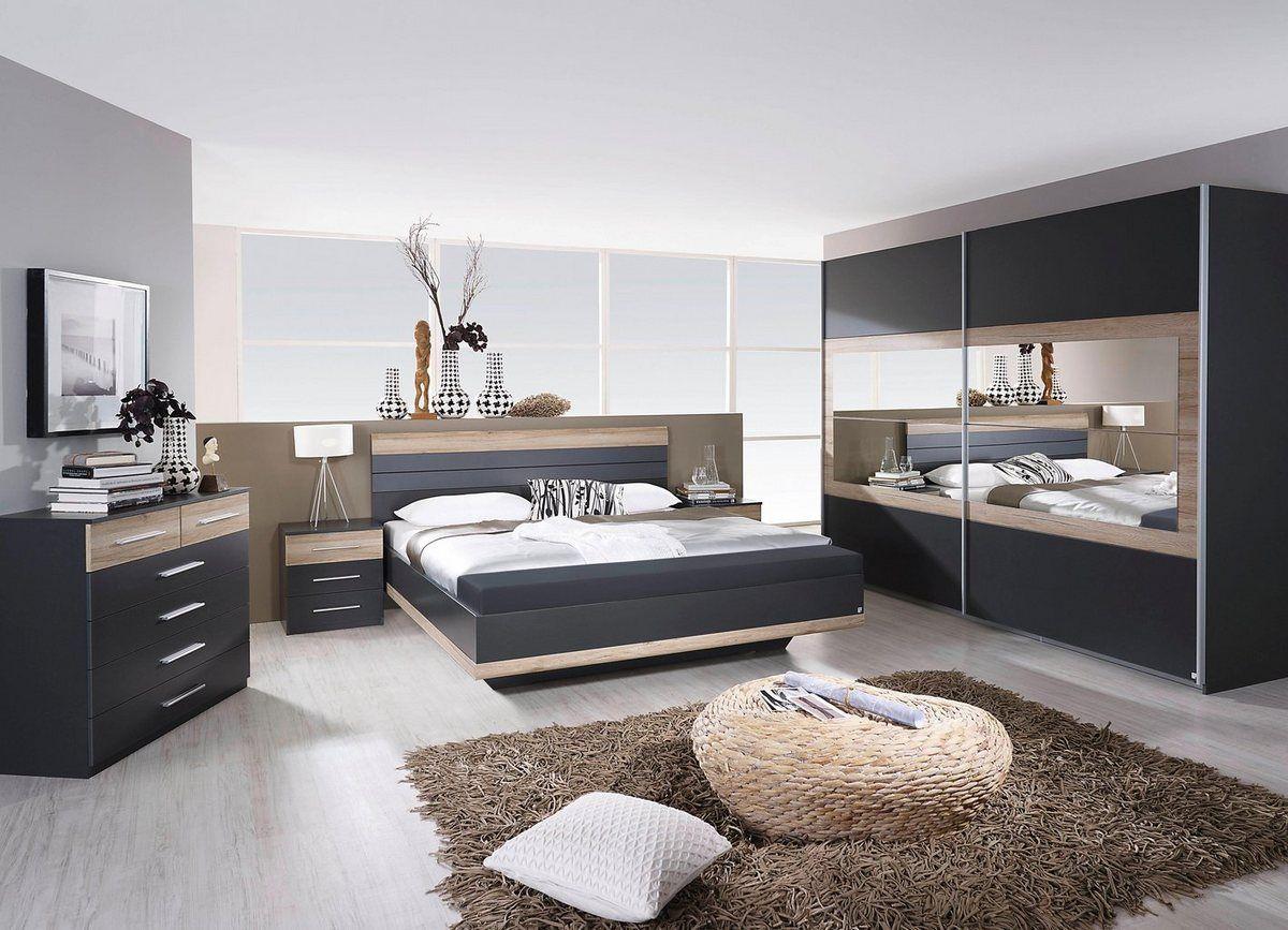 Rauch Schlafzimmer Set Tarragona Set Aus Schwebeturschrank