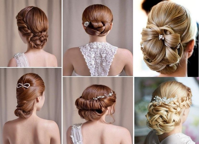 Peinados recogidos elegantes para boda paso a paso - Peinados elegantes para una boda ...