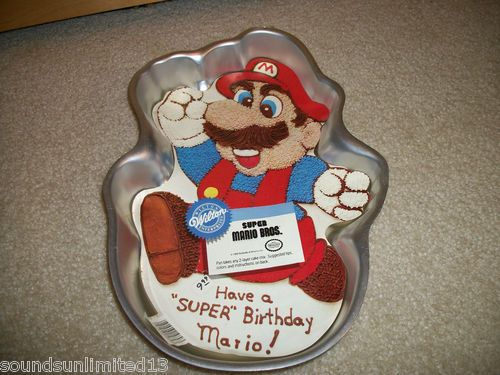 Wowwee Chip Robot Toy Dog White Super Mario Cake