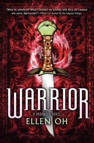 Warrior (The Dragon King Chronicles) by Ellen Oh,http://www.amazon.com/dp/0062091123/ref=cm_sw_r_pi_dp_rTsAsb1S887Y8RBG