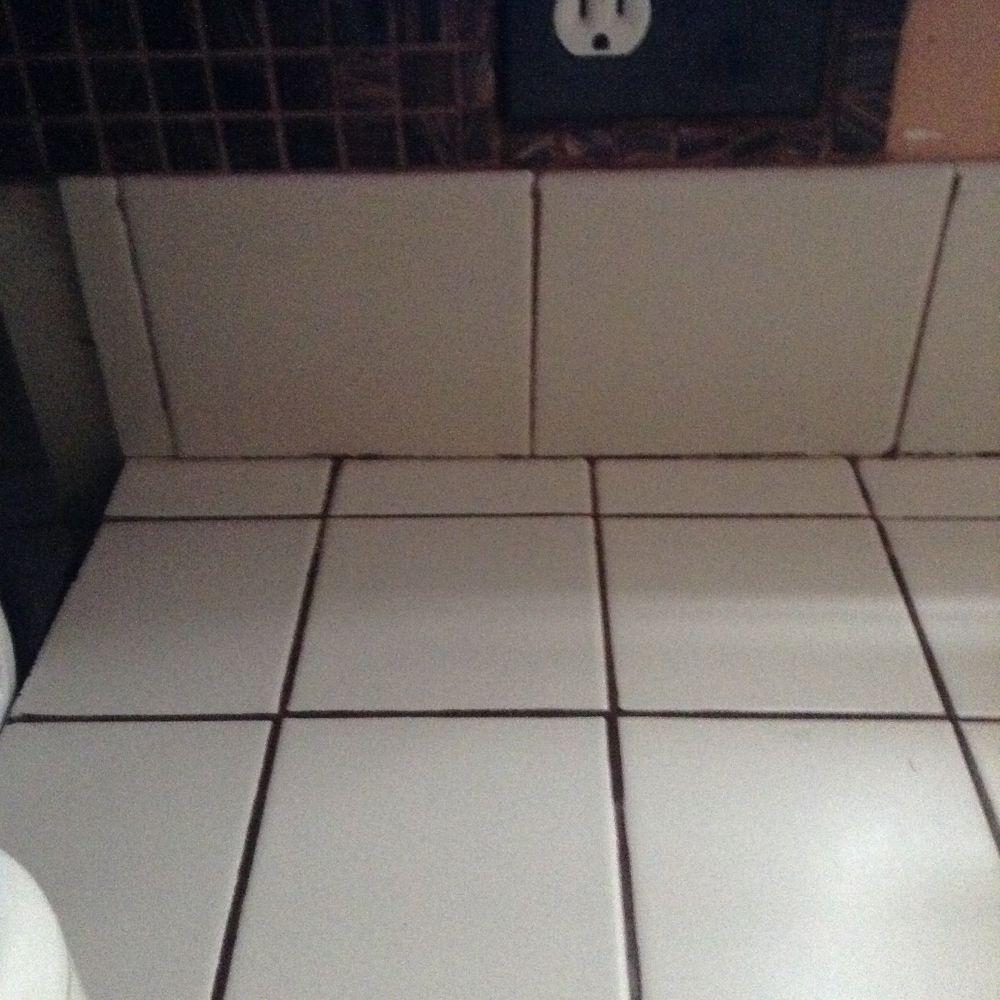 Covering a ceramic tile countertop tile countertops