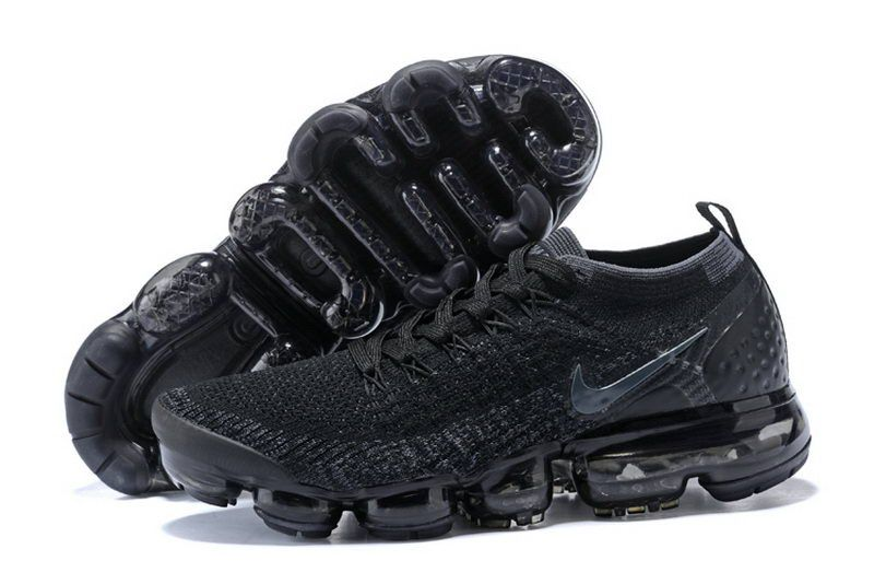 Cheap Nike Air Vapormax Flyknit 2 Black  93a63f6bd