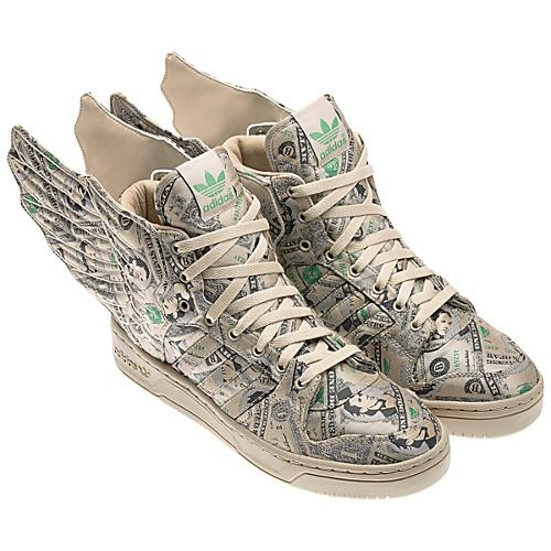 d565efe8d61f image  adidas Jeremy Scott Wings 2.0 Money Shoes G95773