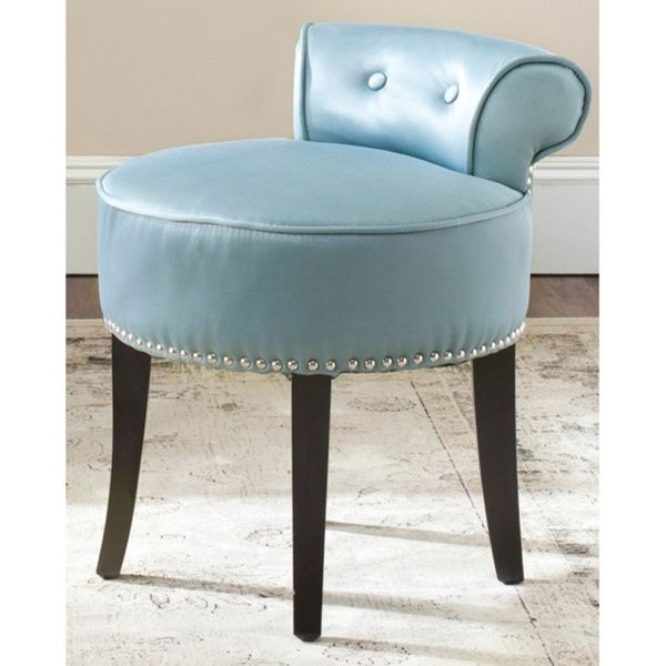 Cool Vanity Chair Blue Gallery - Best image 3D home interior ...