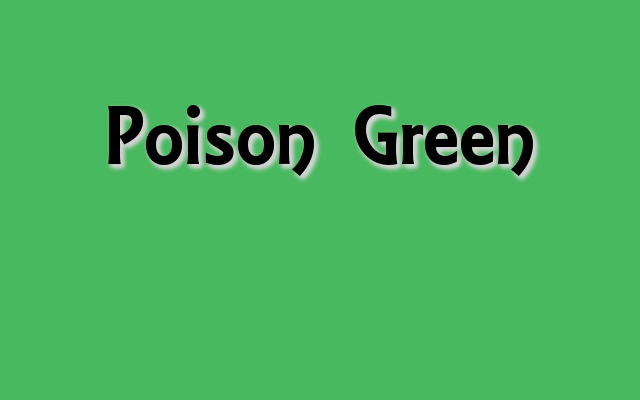 49+ Poison colors ideas in 2021