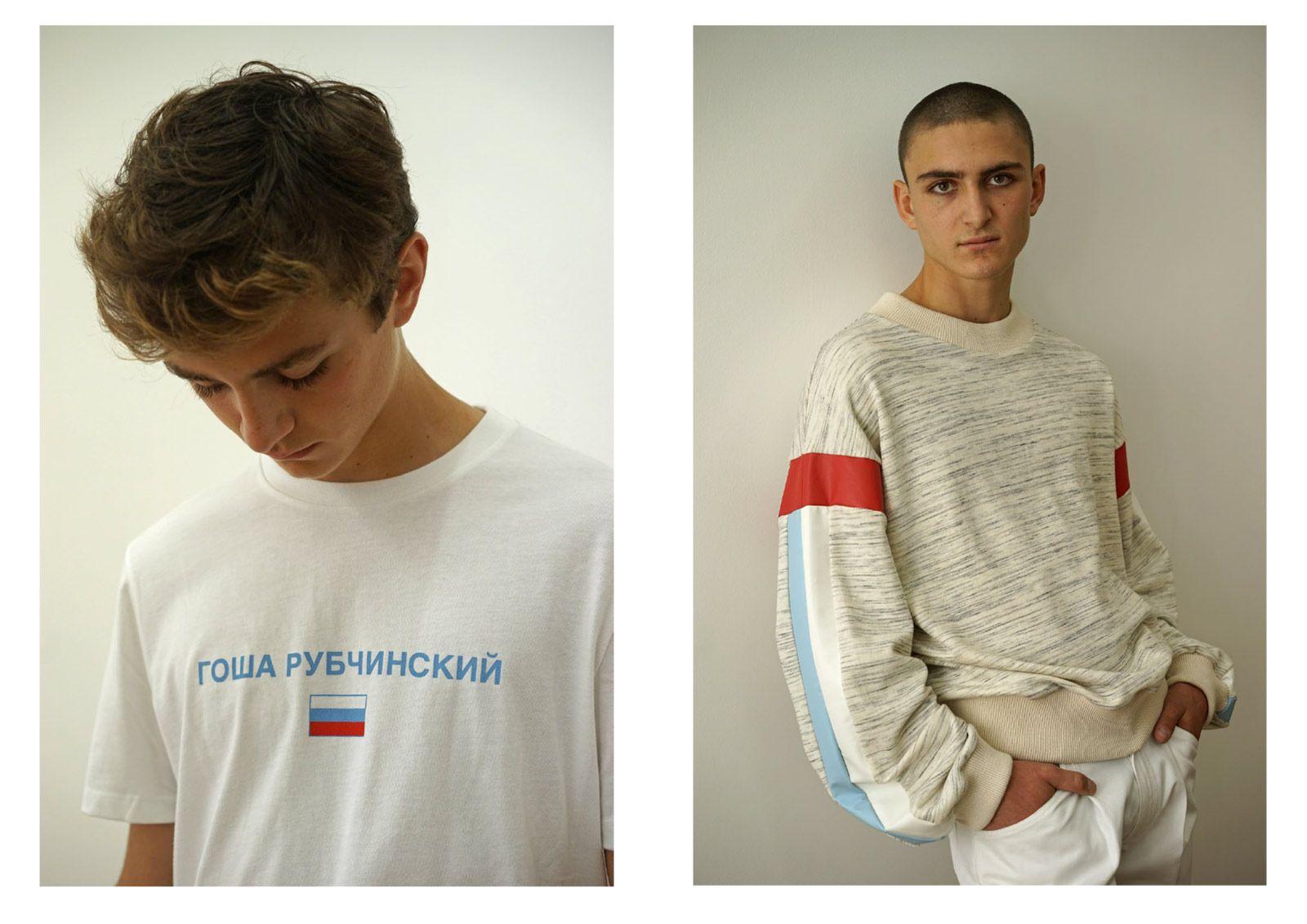 S/S 2016 / Collections / ГОША РУБЧИНСКИЙ