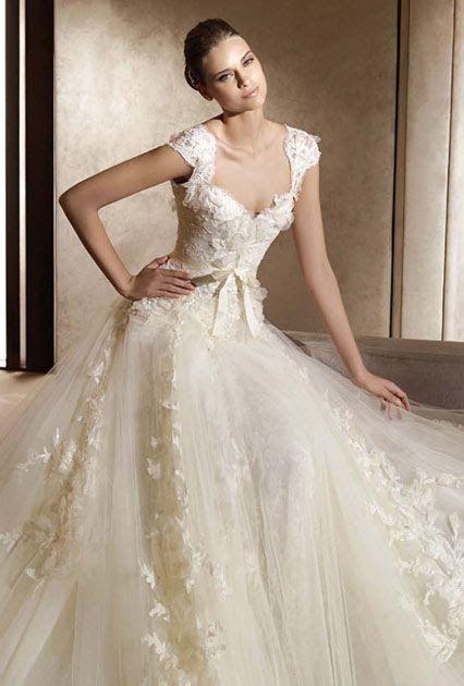 Ellie Saab Click here to download ... | WEDDING DRESSES | Pinterest ...