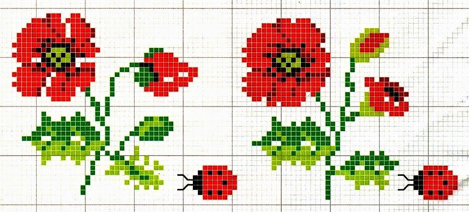 strofinaccio+a+punto+croce+con+papaveri.JPG 934×422 piksel