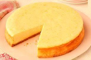 Triple-Citrus Cheesecake recipe - @Lisa Phillips-Barton Phillips-Barton Phillips-Barton Samples