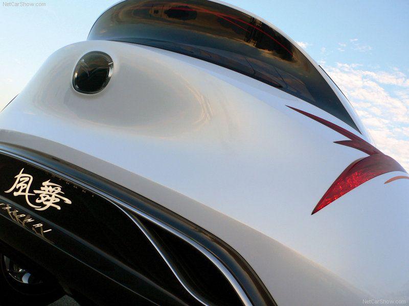 Mazda Kazamai Concept Mazda Kazamai Concept Pinterest Mazda