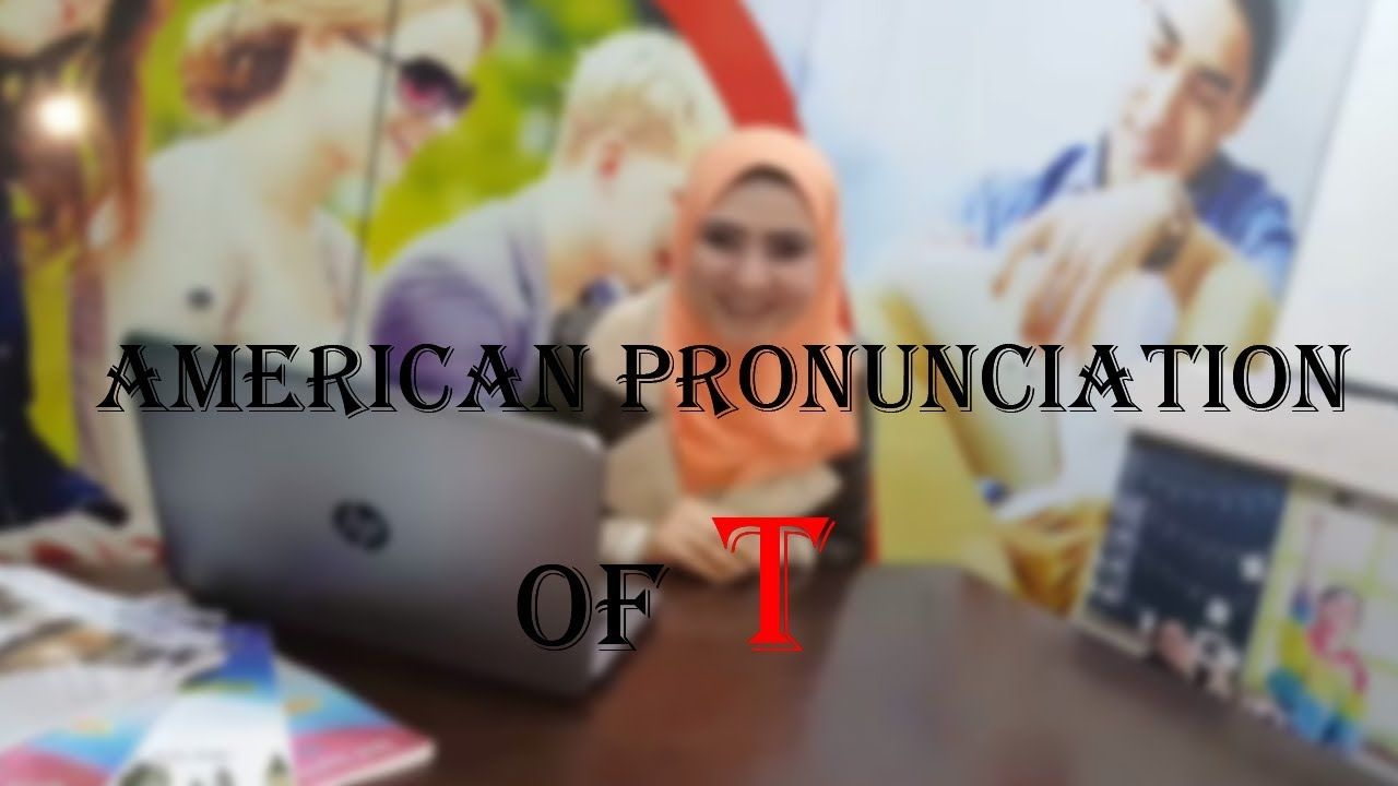English Language Training American Pronunciation Of T Stop T Pronunc English Language Pronunciation Language