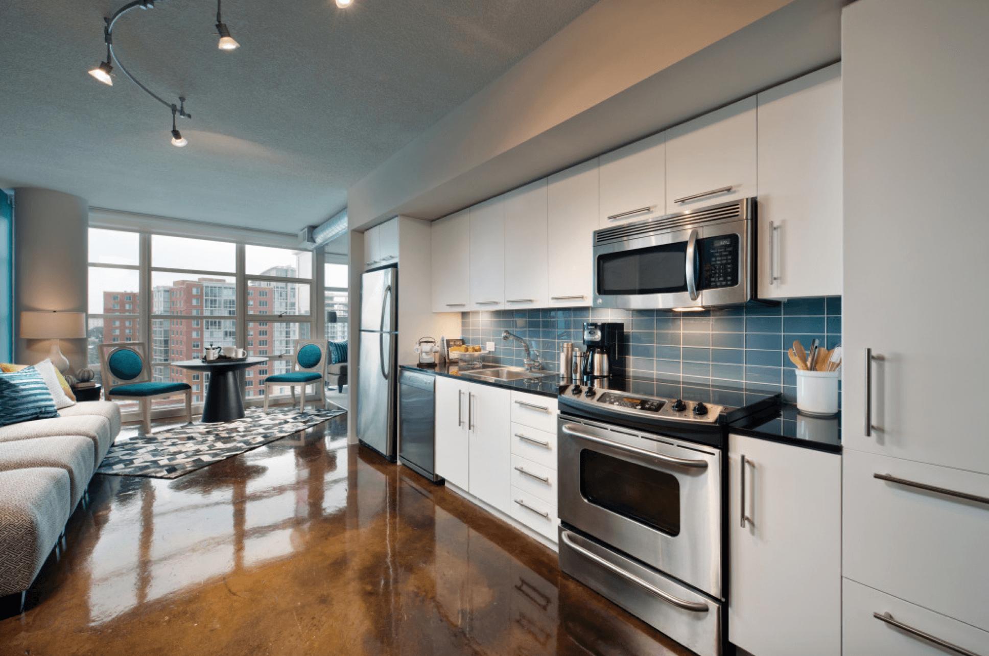 Best Washington D C Apartments Freshome Luxury Apartments Dc Apartments Apartment