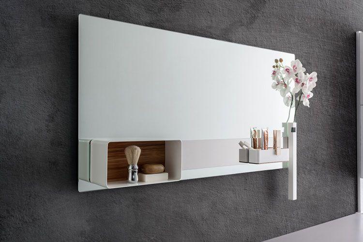 Arredare con gli specchi da bagno moderni suggerimenti personali
