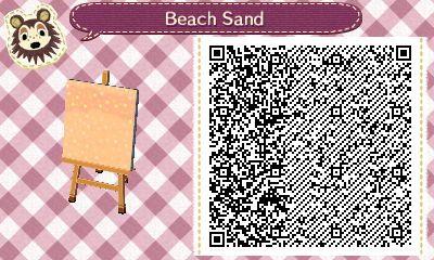 Beach Sand Animal Crossing Qr Animal Crossing Acnl Paths