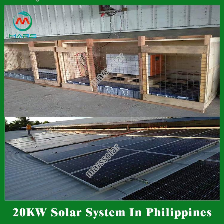 20kw Solar System In Philippines In 2020 Solar Panel Cost Solar Off Grid Solar Power