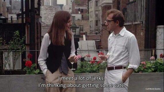 Movie Quotes Movies Televison Movie Quotes Movies Annie Hall