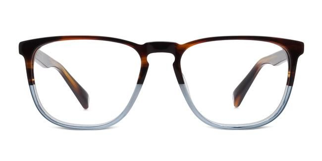 f11568e2e922 Vaughan in Eastern Bluebird Fade - Eyeglasses - Women