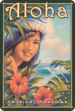 Aloha Deutsch