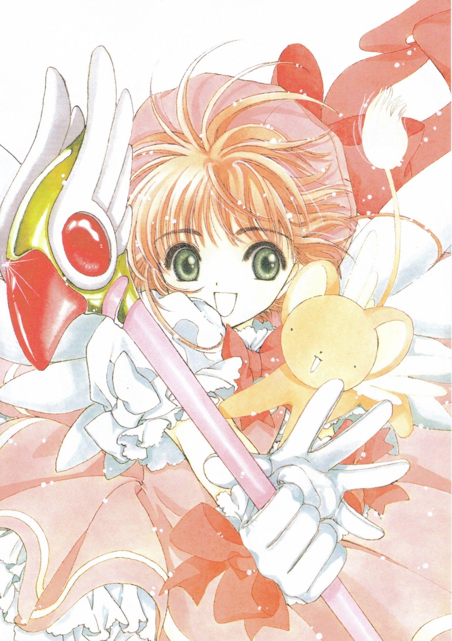 Cardcaptor Sakura/#27675 - Zerochan