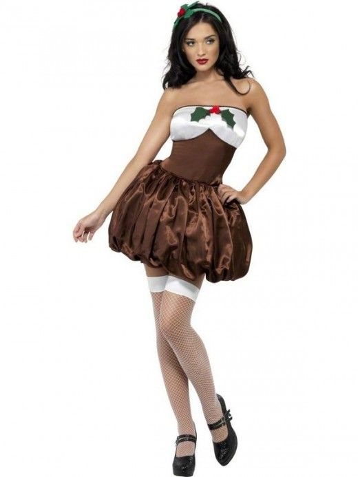 Christmas Pudding Dress - Christmas Or Plum Pudding Costumes And Dresses Awesome Christmas