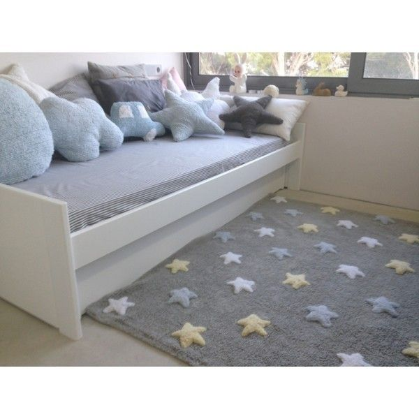 Alfombras juveniles dormitorio best habitacin para chica Alfombra redonda morada