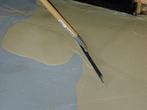 How To Install A Skim Coat For A Concrete Floor In 2019