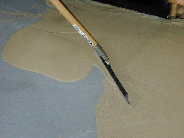 How Make Paint Stick To Concrete Shower Floor