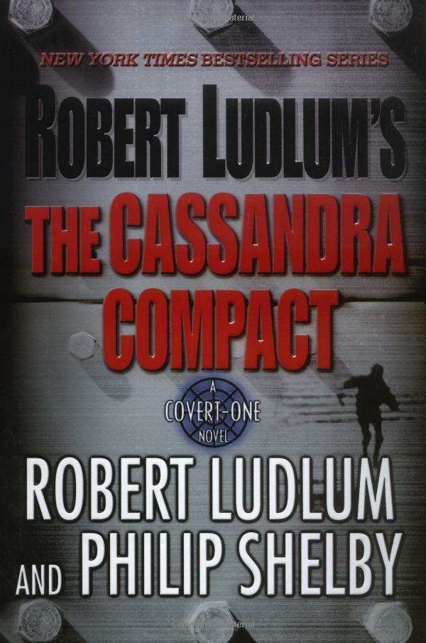 Robot Check Robert Ludlum Cassandra Book Worth Reading
